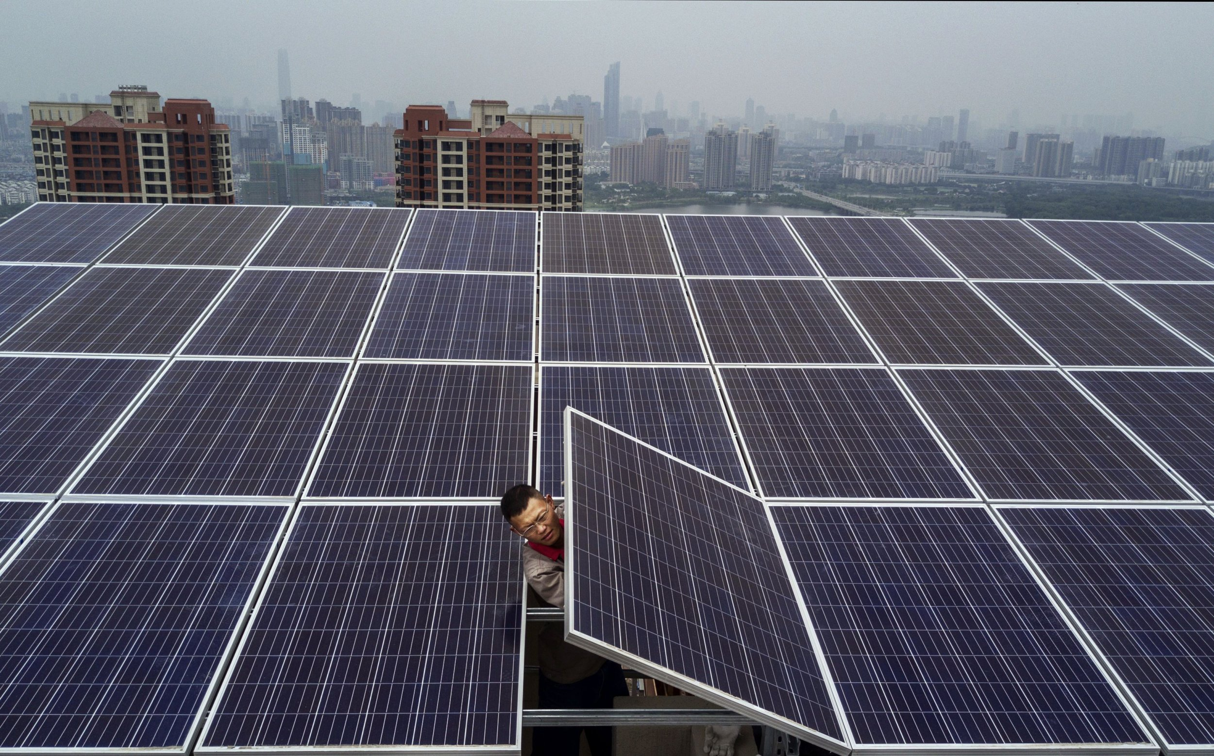 Solar Energy is Revolutionizing Markets While Trump Tries to Prop Up a Dying Coal Industry