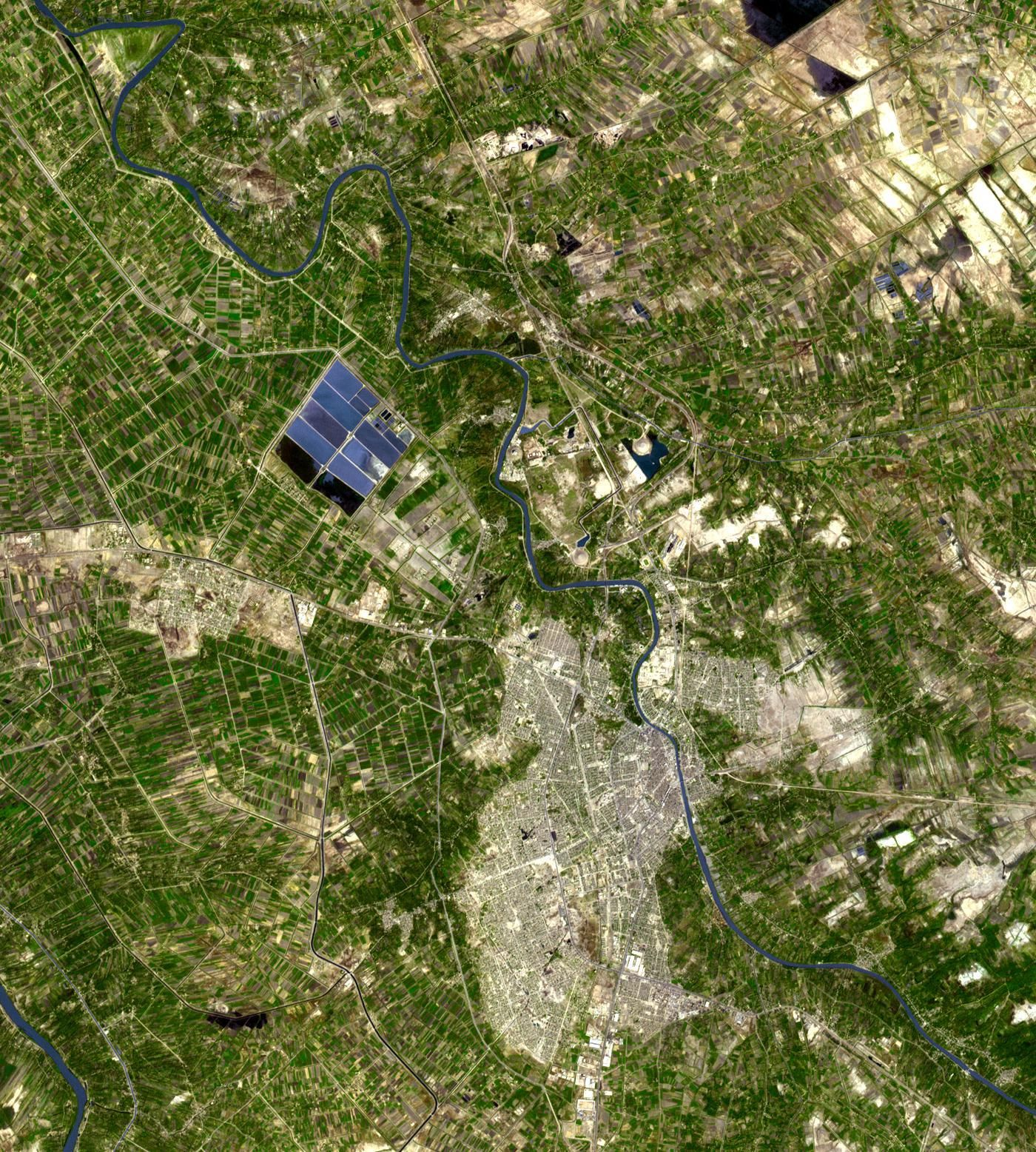 How Nasa S Satellites Can Help Solve The Middle East Water