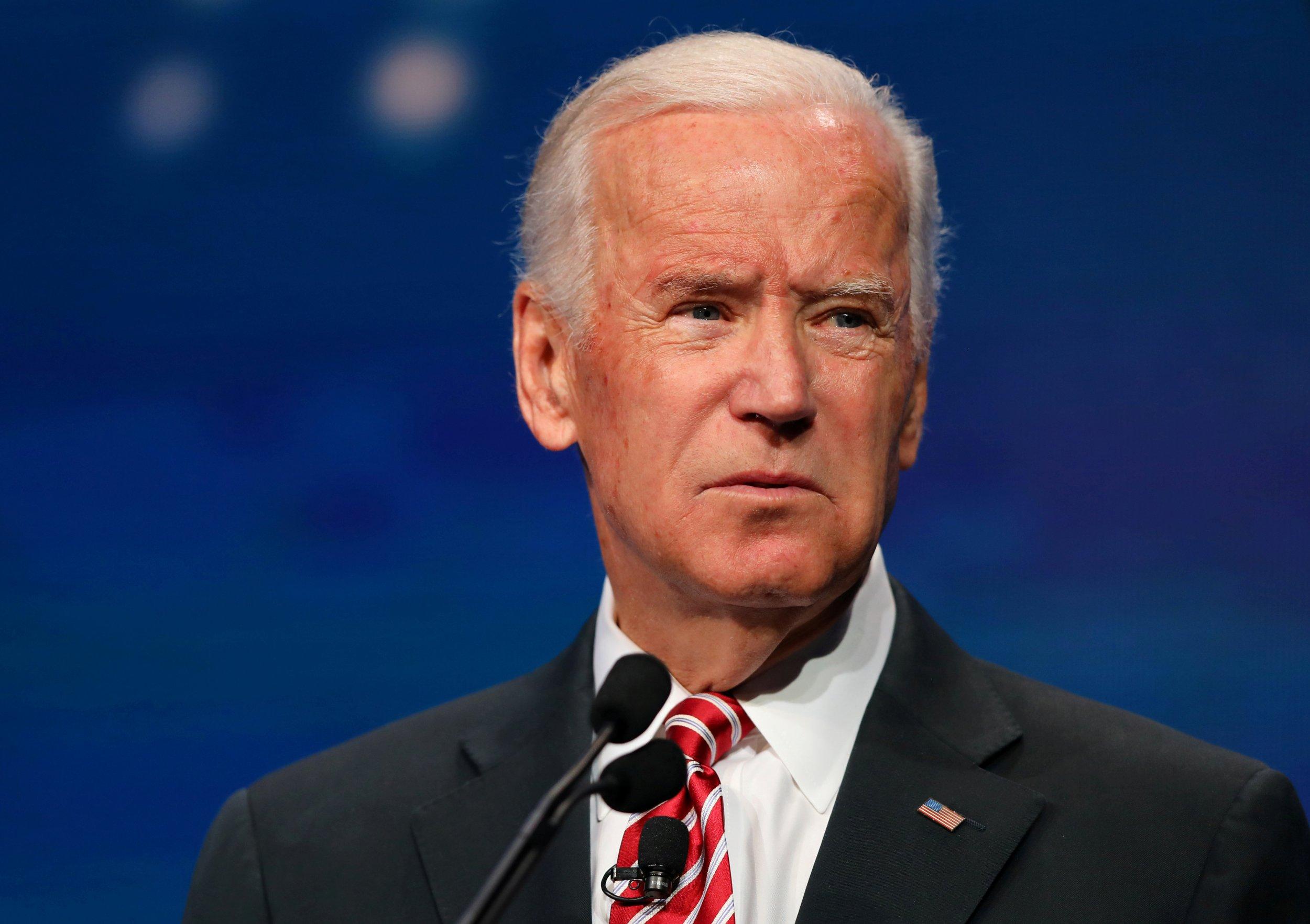 Joe Biden Encourages Mitt Romney to Run For Senate ...
