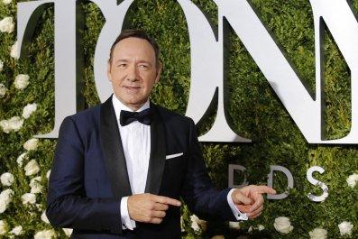 6-11-17 Kevin Spacey Tony Awards