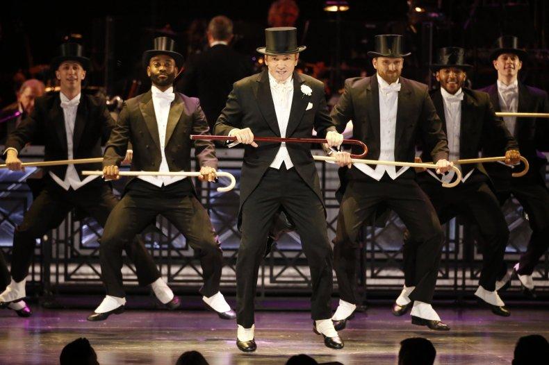 6-11-17 Kevin Spacey Tony Awards 2