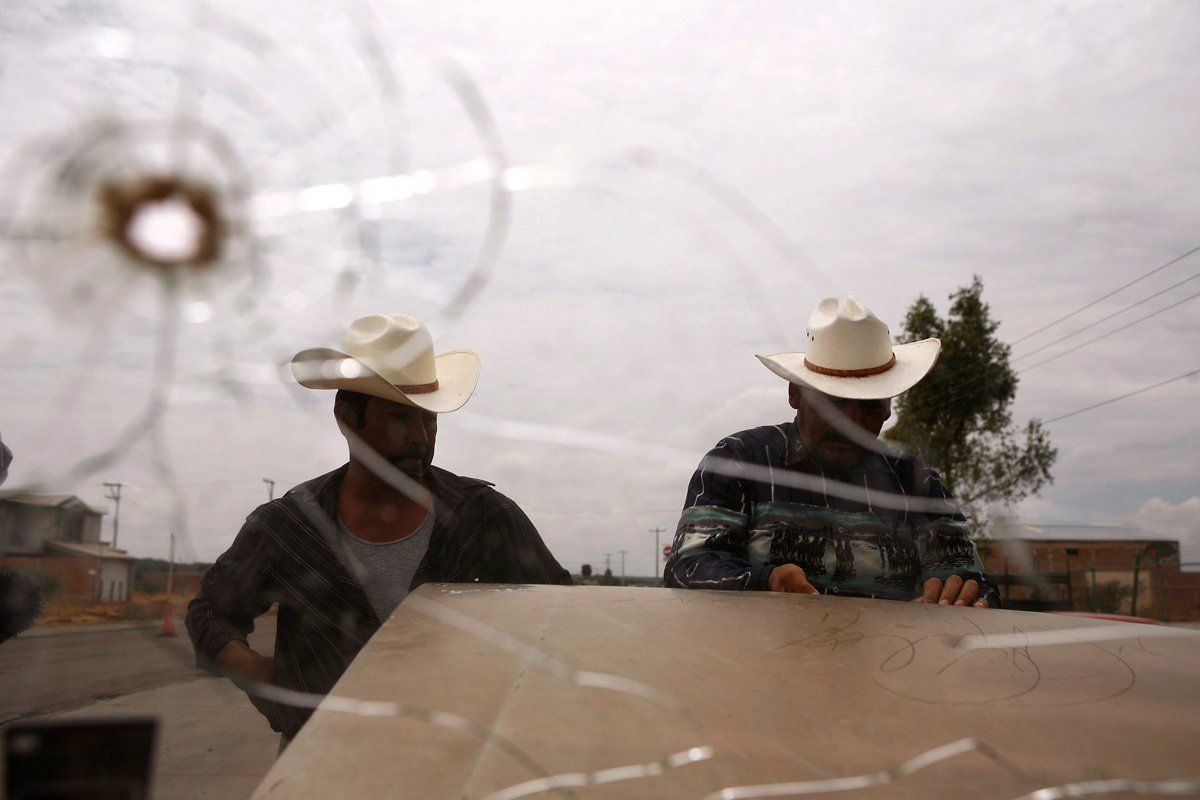 Used International Trucks >> Four Journalists Kidnapped in Mexican Drug Violence