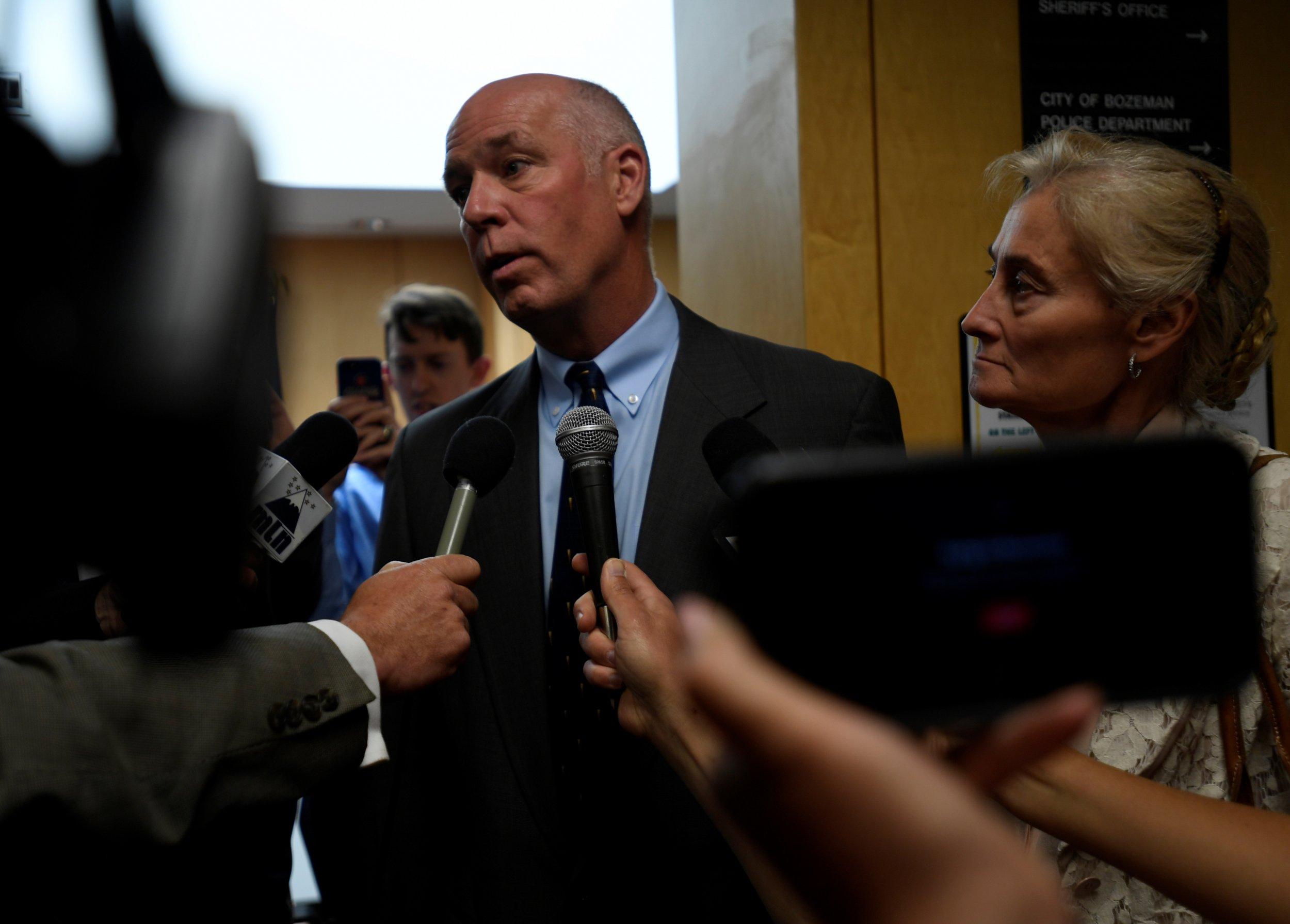 Gianforte in court
