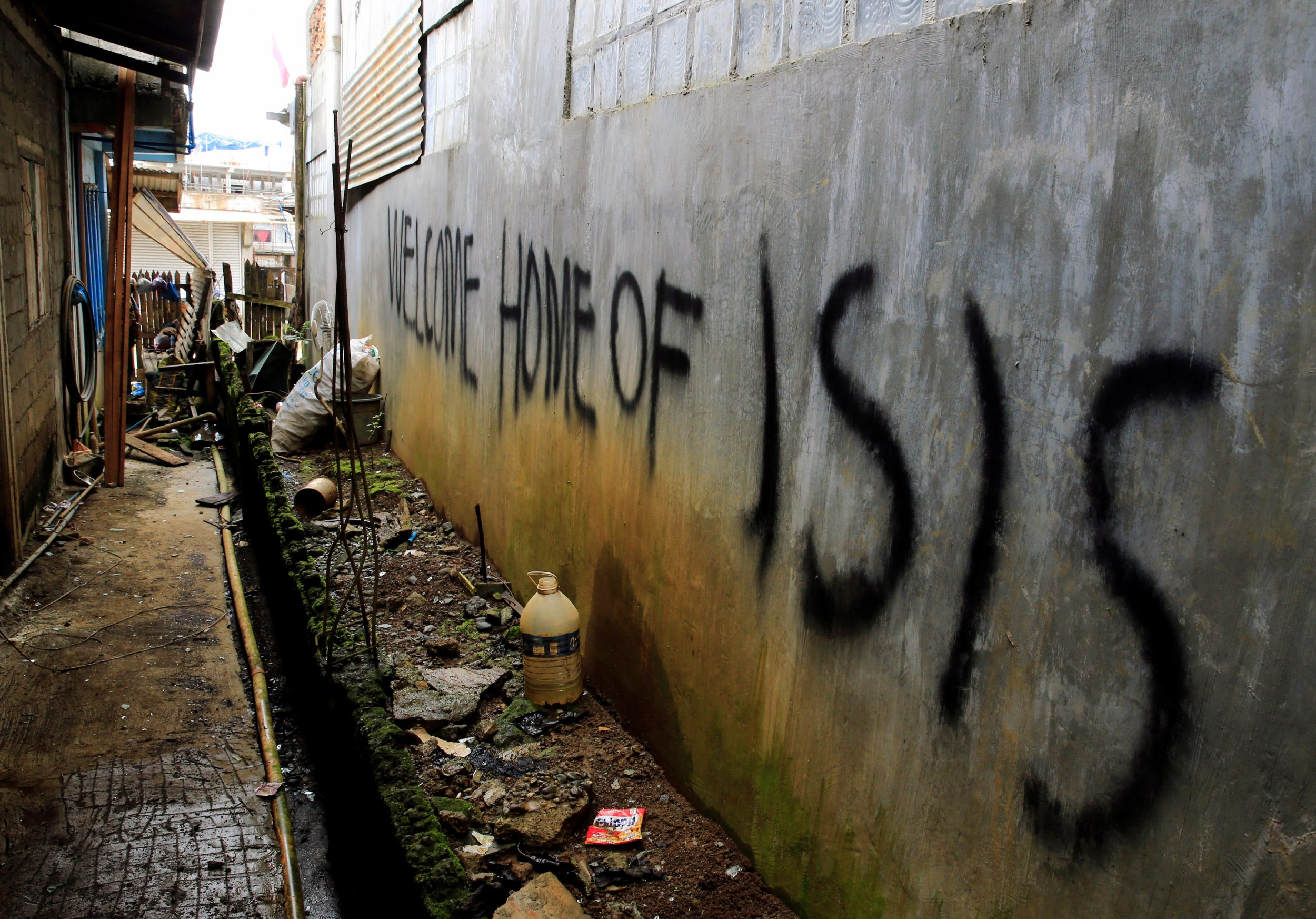 Isis philippines