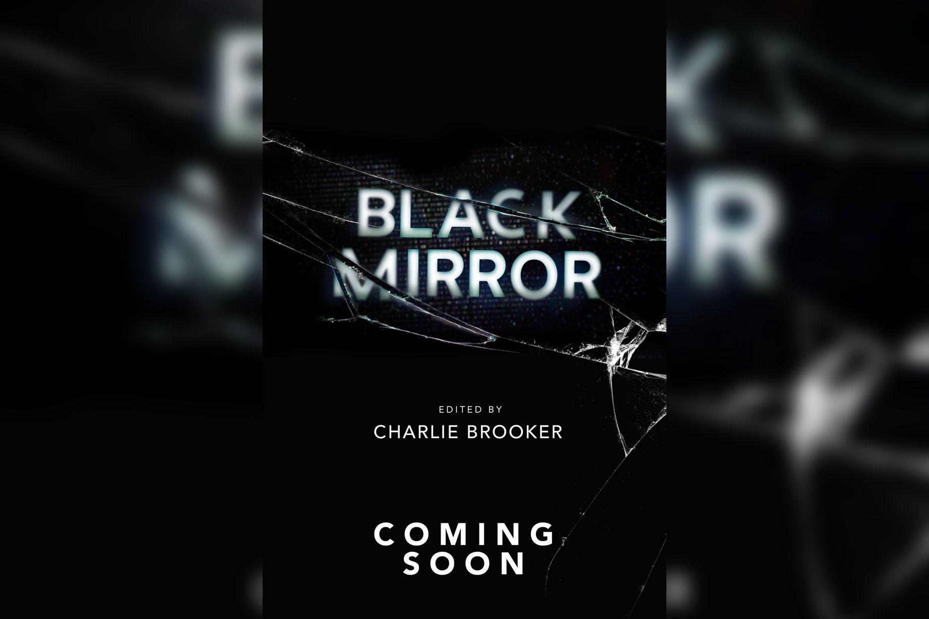 6-13-17 Black Mirror book series
