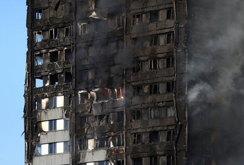 London Tower Block Fire