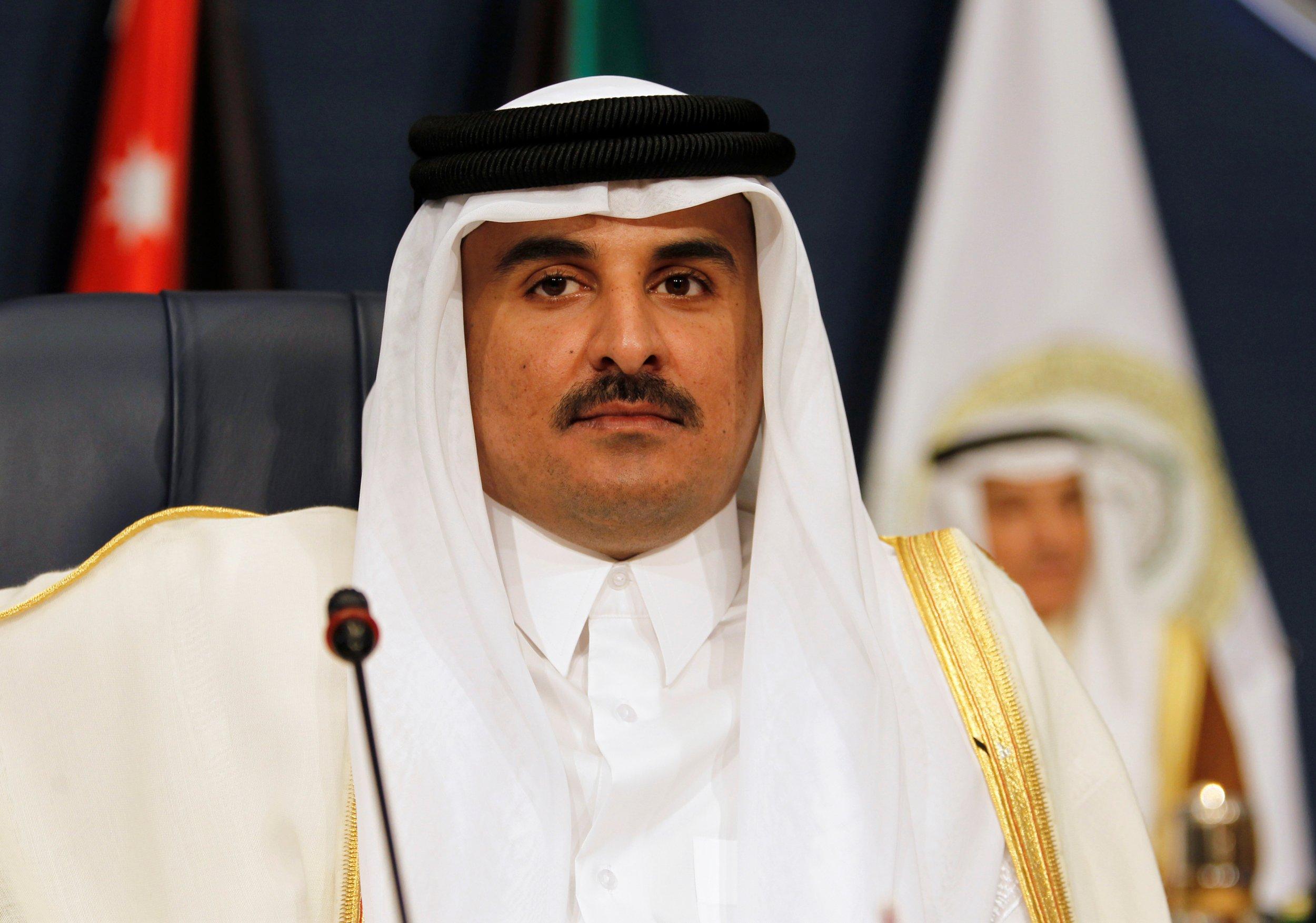 Qatar Sheikh al-Thani