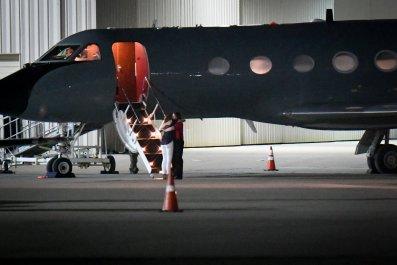 Otto Warmbier plane