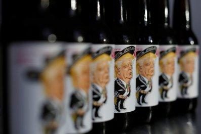 Trump beer