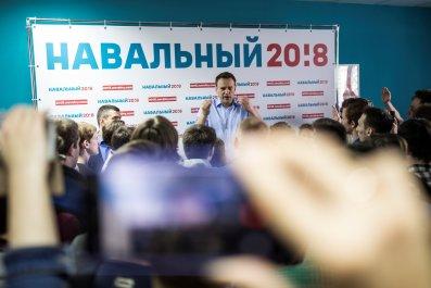 Navalny 2018