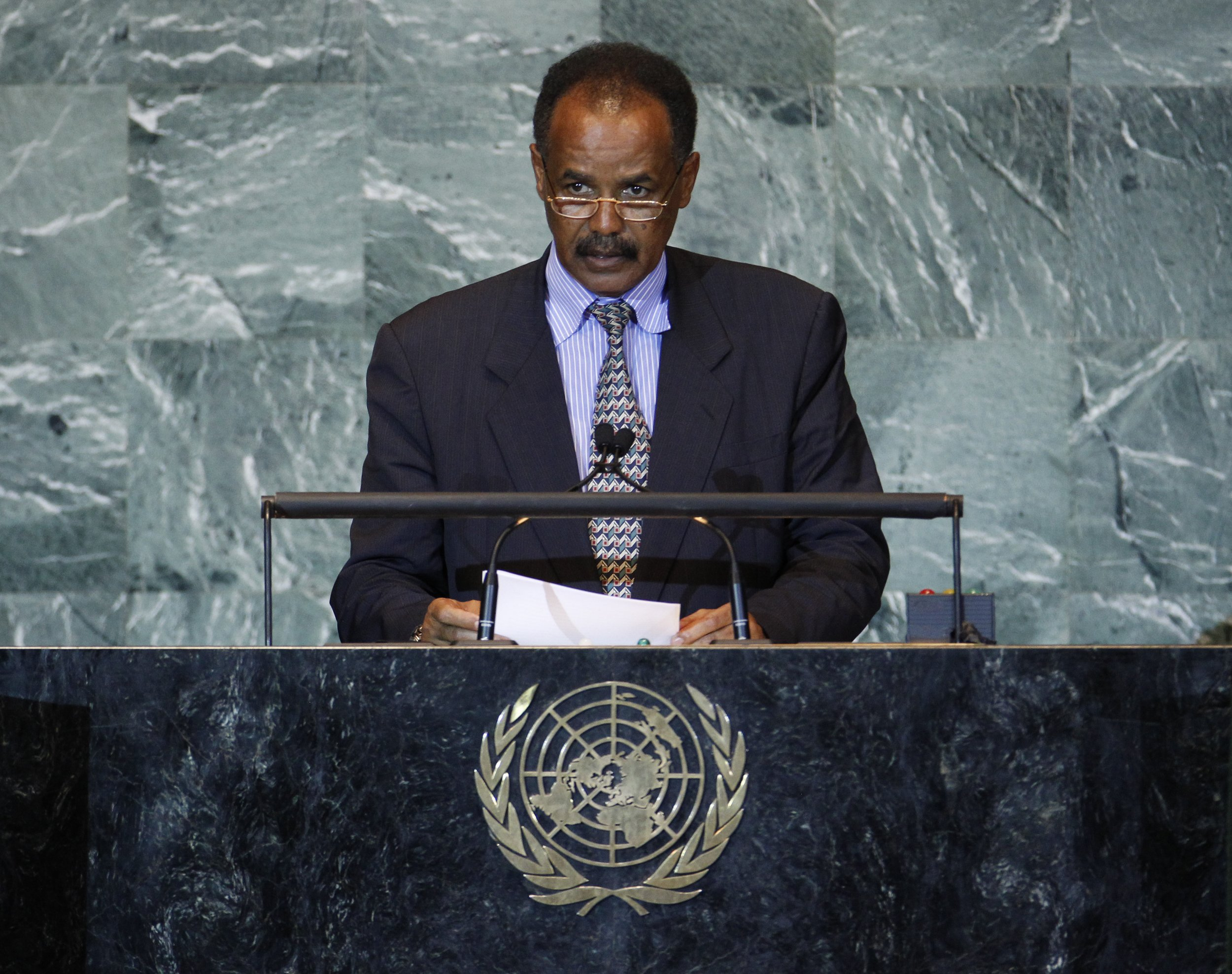 You're responsible: Eritrea, Africa's North Korea, blames U.S. for conflict with Ethiopia