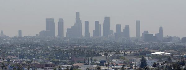 cali smog