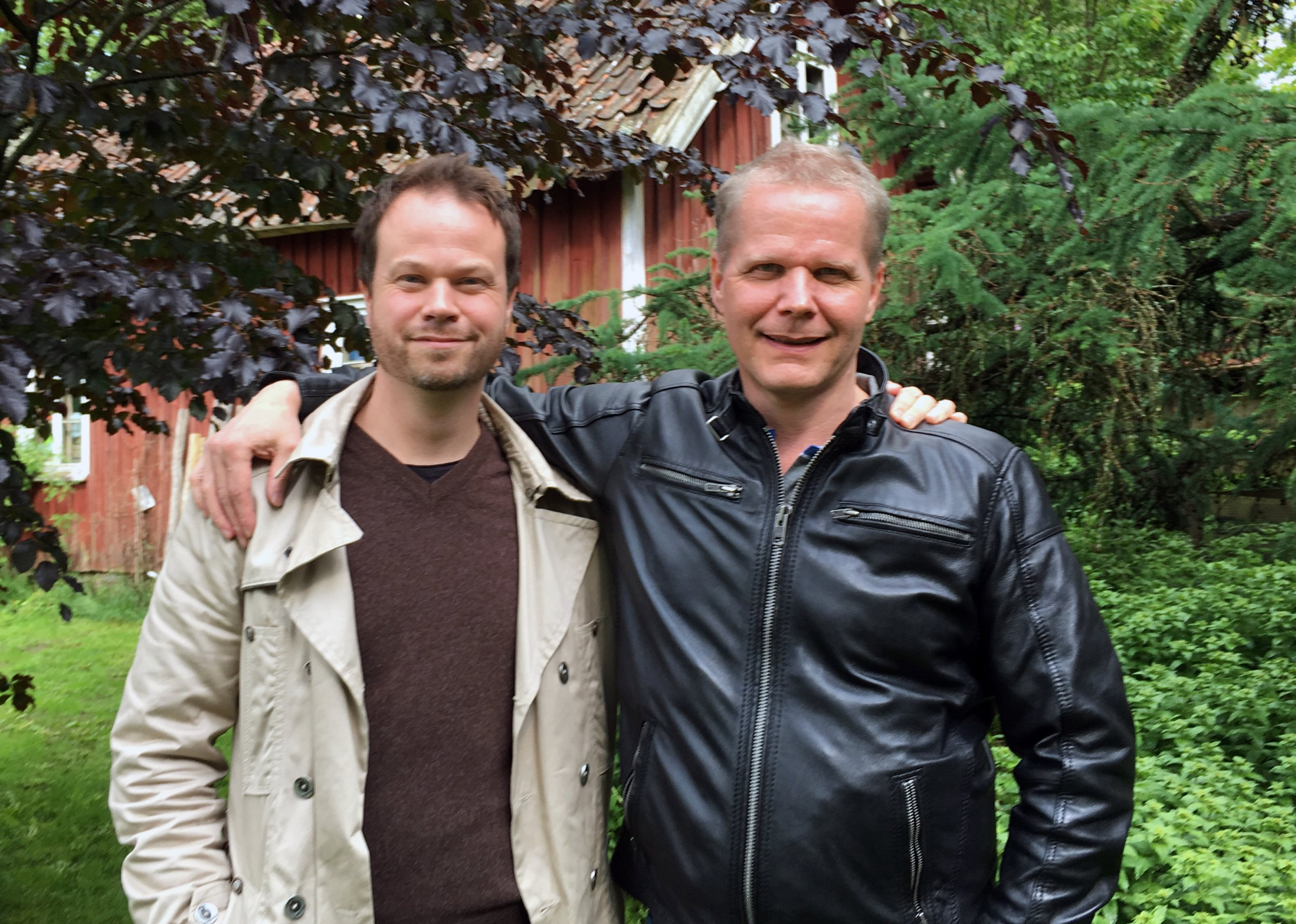 Spår - Anton Berg and Kaj Linna