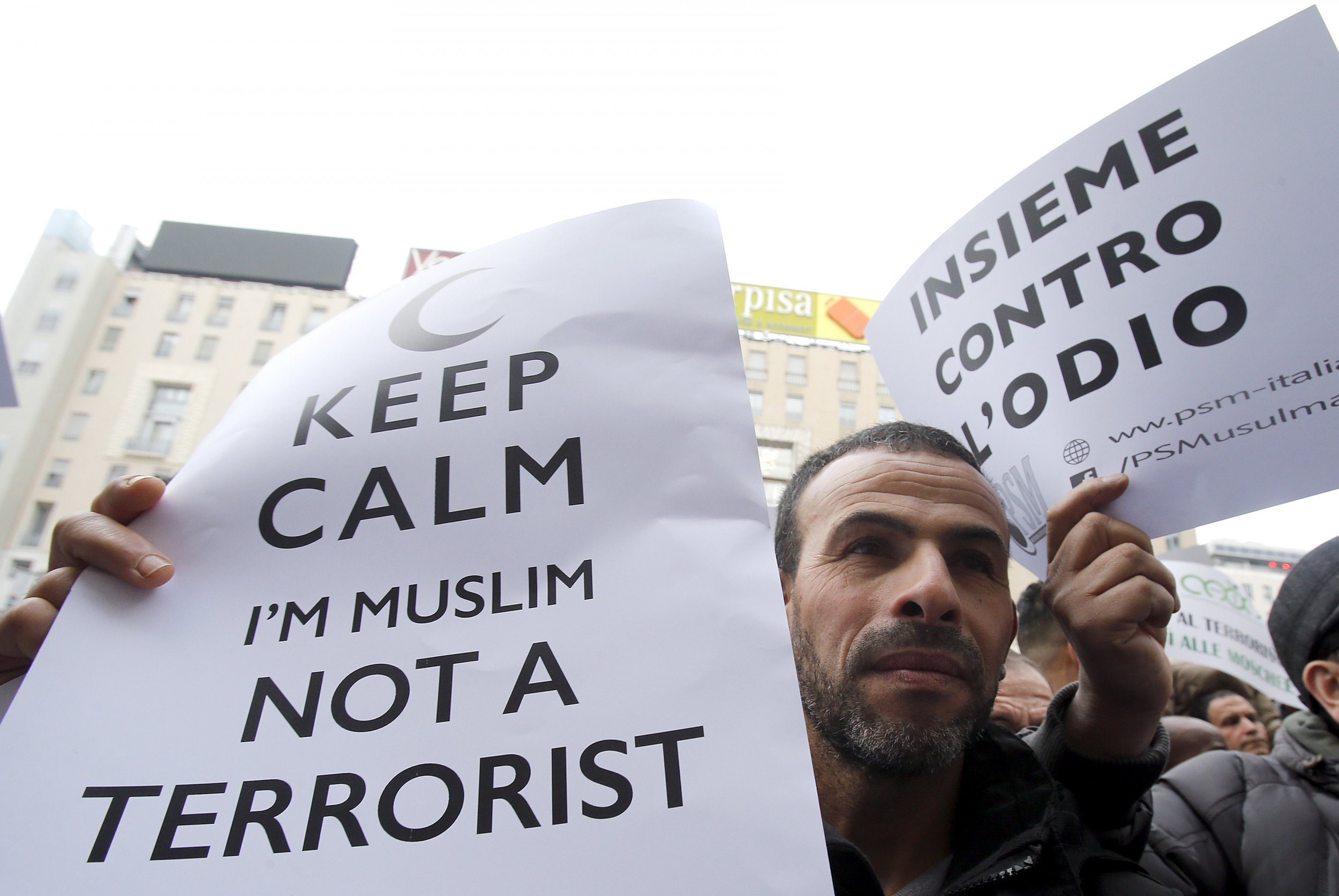 10,000 Muslims will march in Cologne on Saturday against terrorism