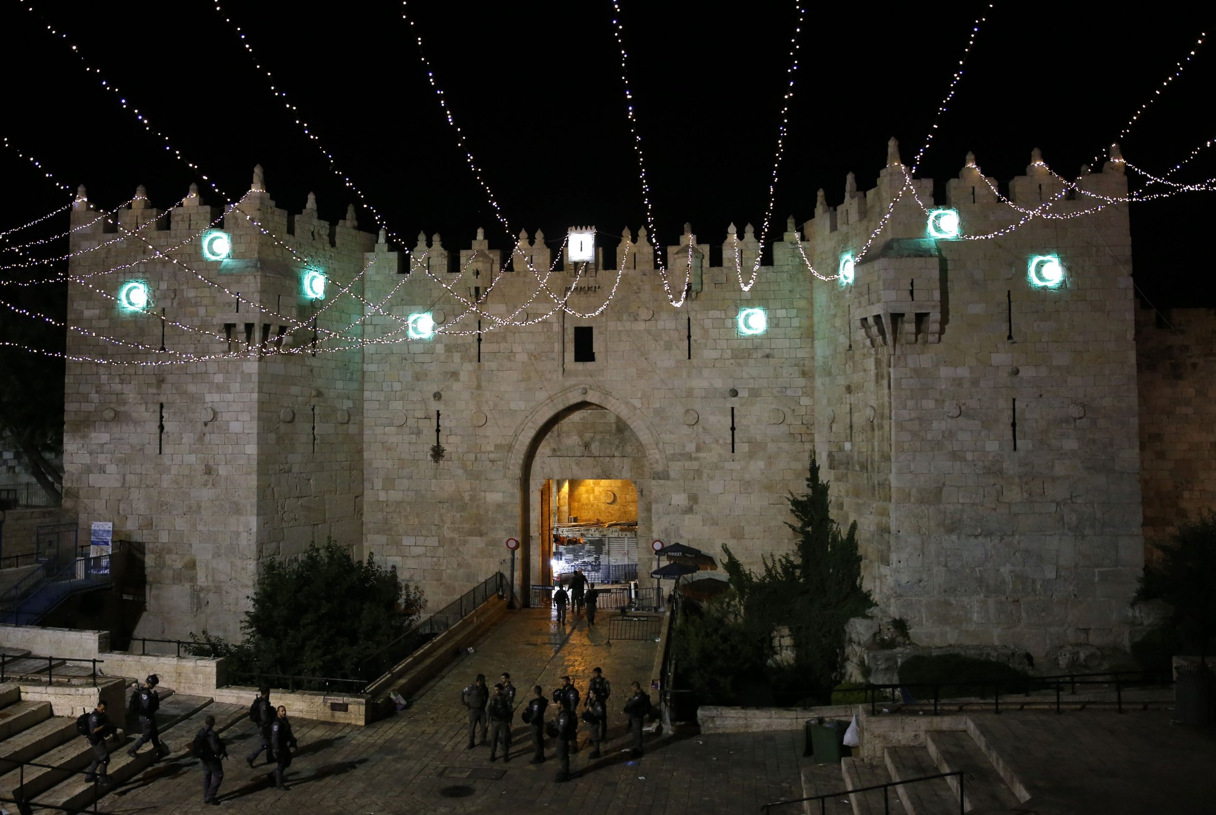 Jerusalem's Damascus Gate