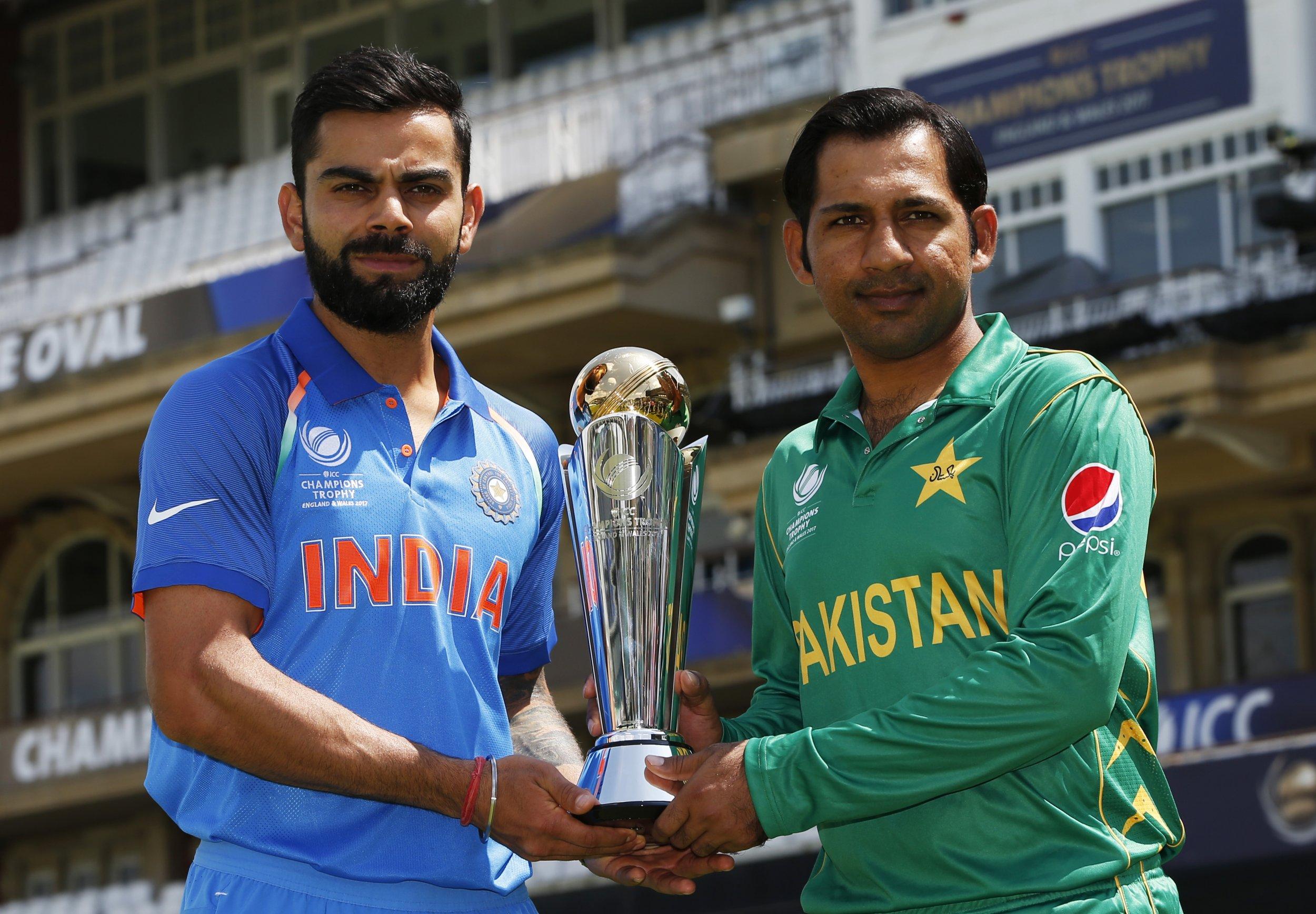 India Pakistan cricket, Virat Kohli