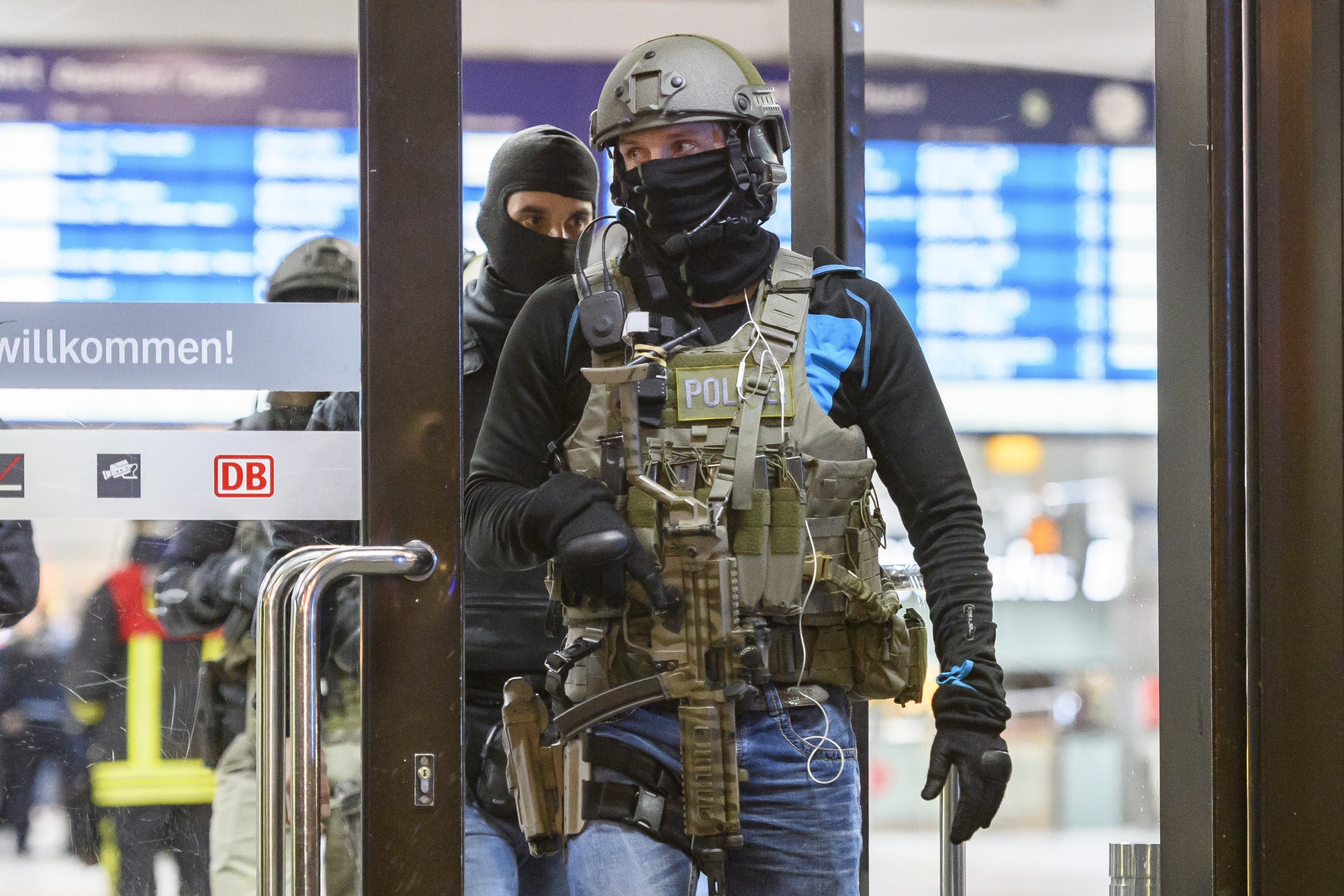 Alleged ISIS fighter in Germany trial claims to be a Turkish spy who prevented an attack on U.S. Consulate