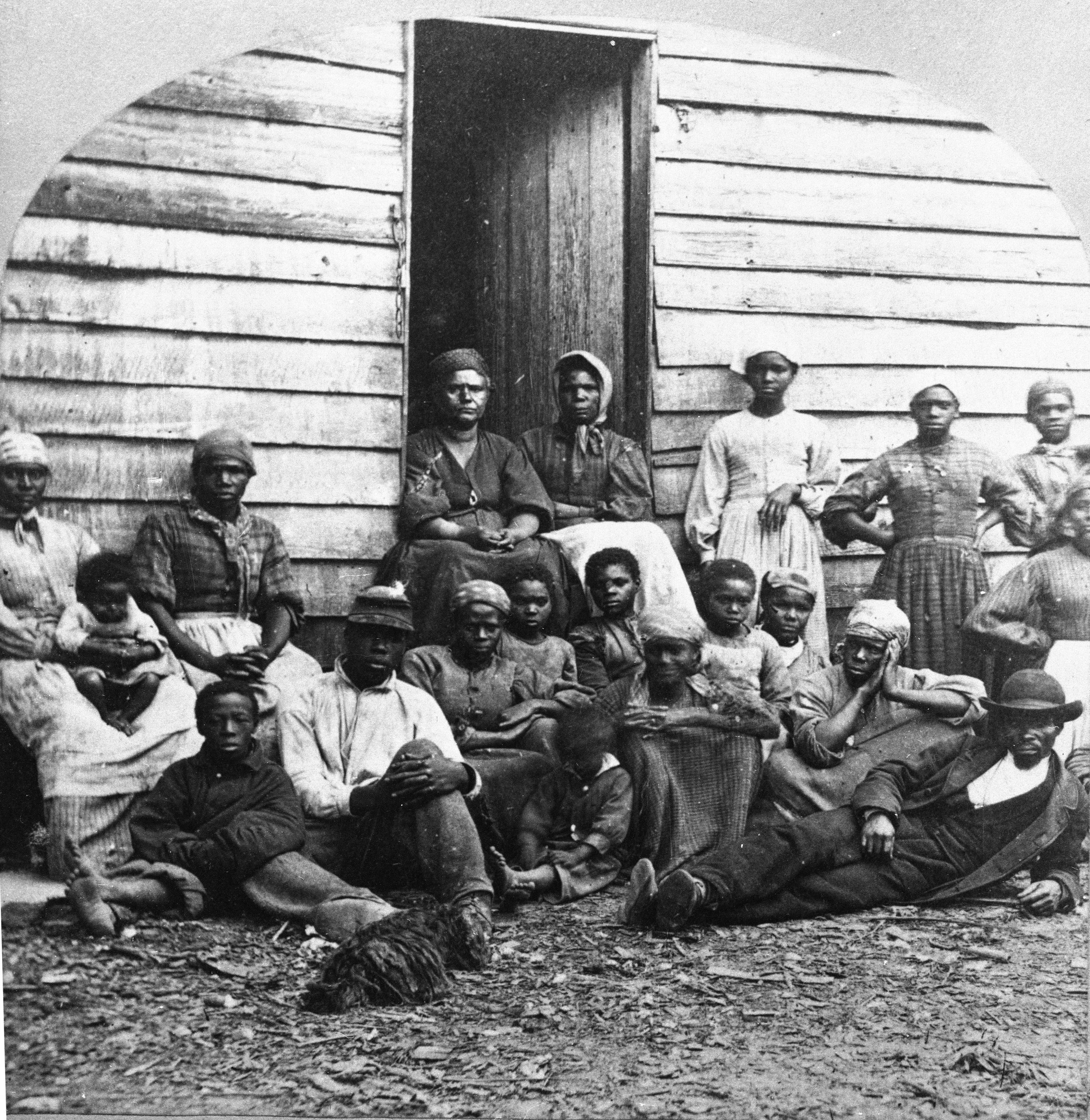 the freeing of slaves after the civil war and faith of afro americans in the united states Afro indians in history by jeremy3johnson-1 native americans in the united states slavery in the united states after the civil war which was violated in 1849.