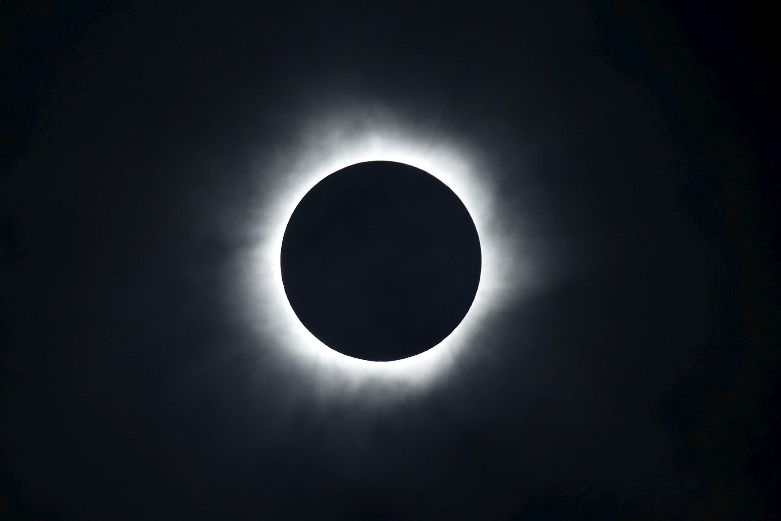 6-19-17 Total solar eclipse