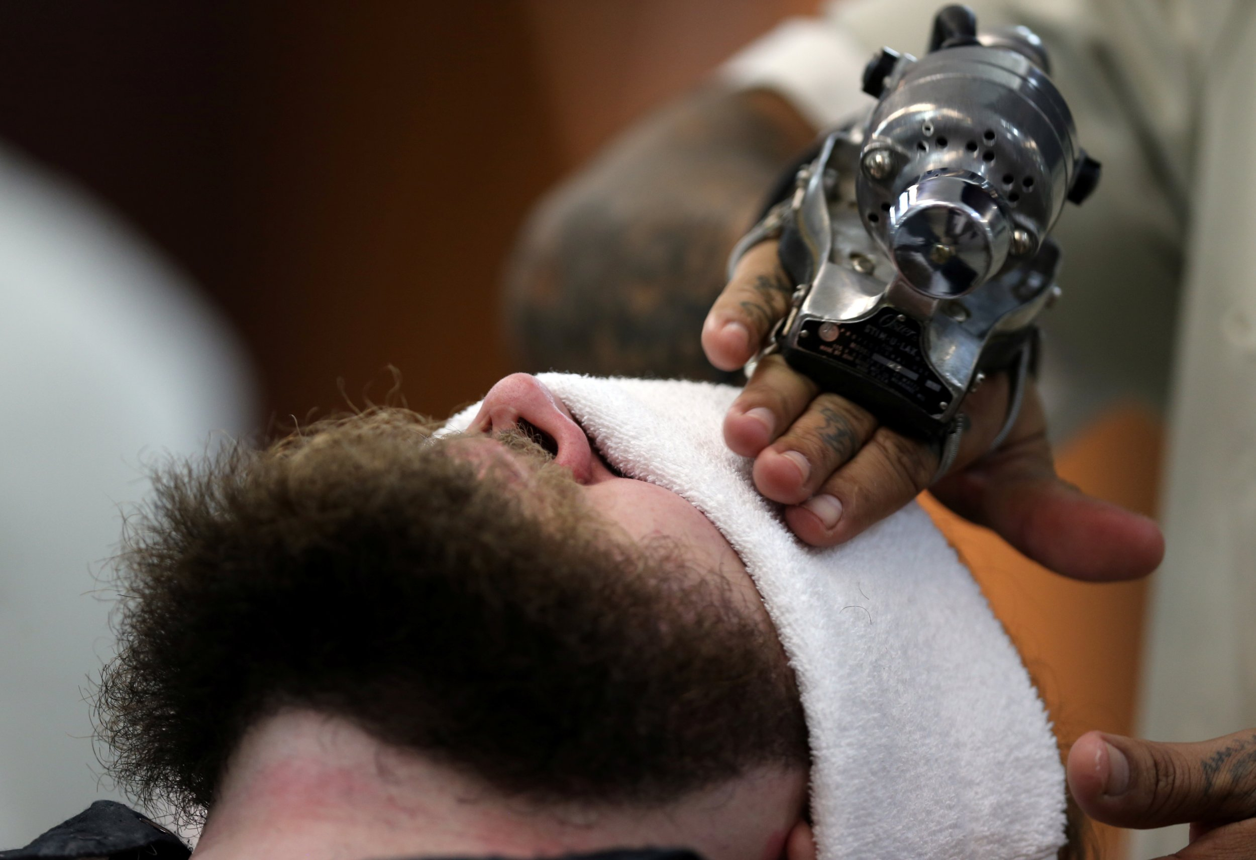 Beards 'protect' men from homosexuality, says Russian religious leader