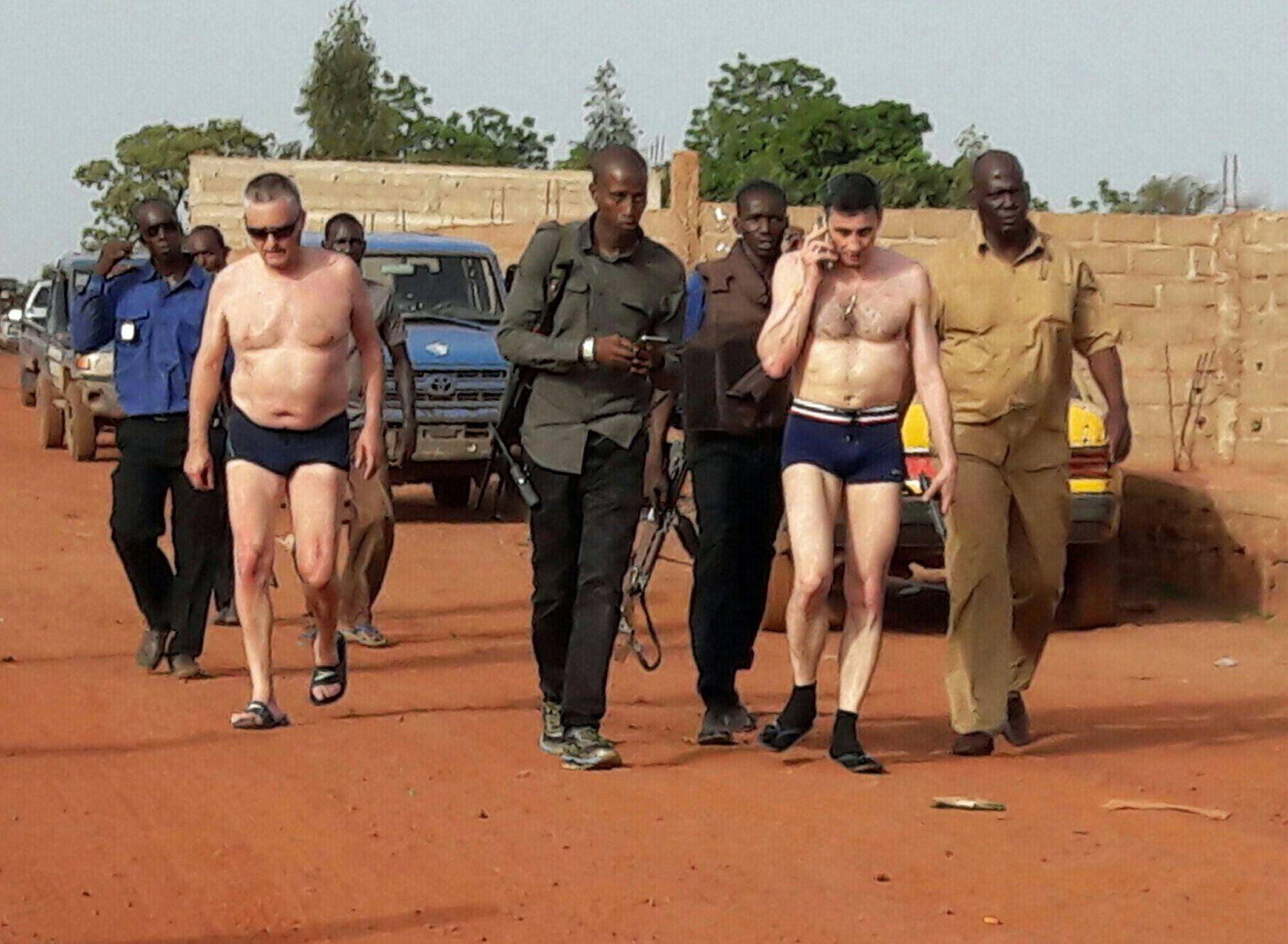 Bamako hotel guests