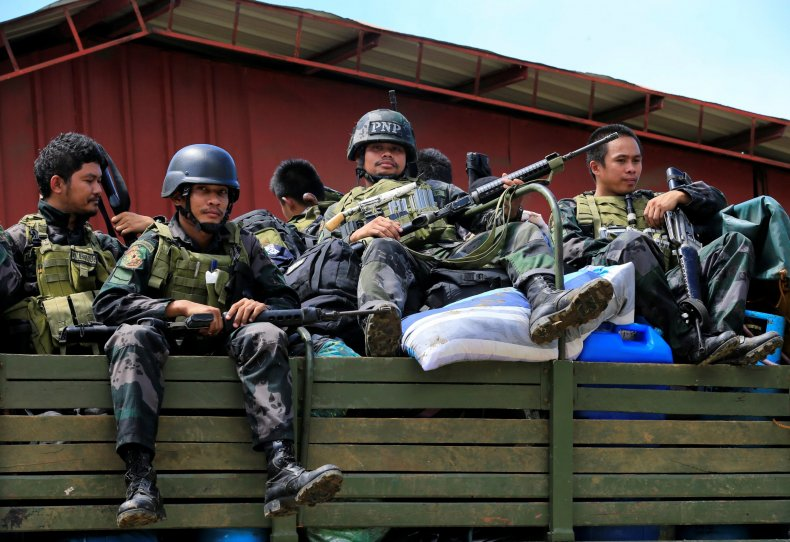 Soldiers Marawi