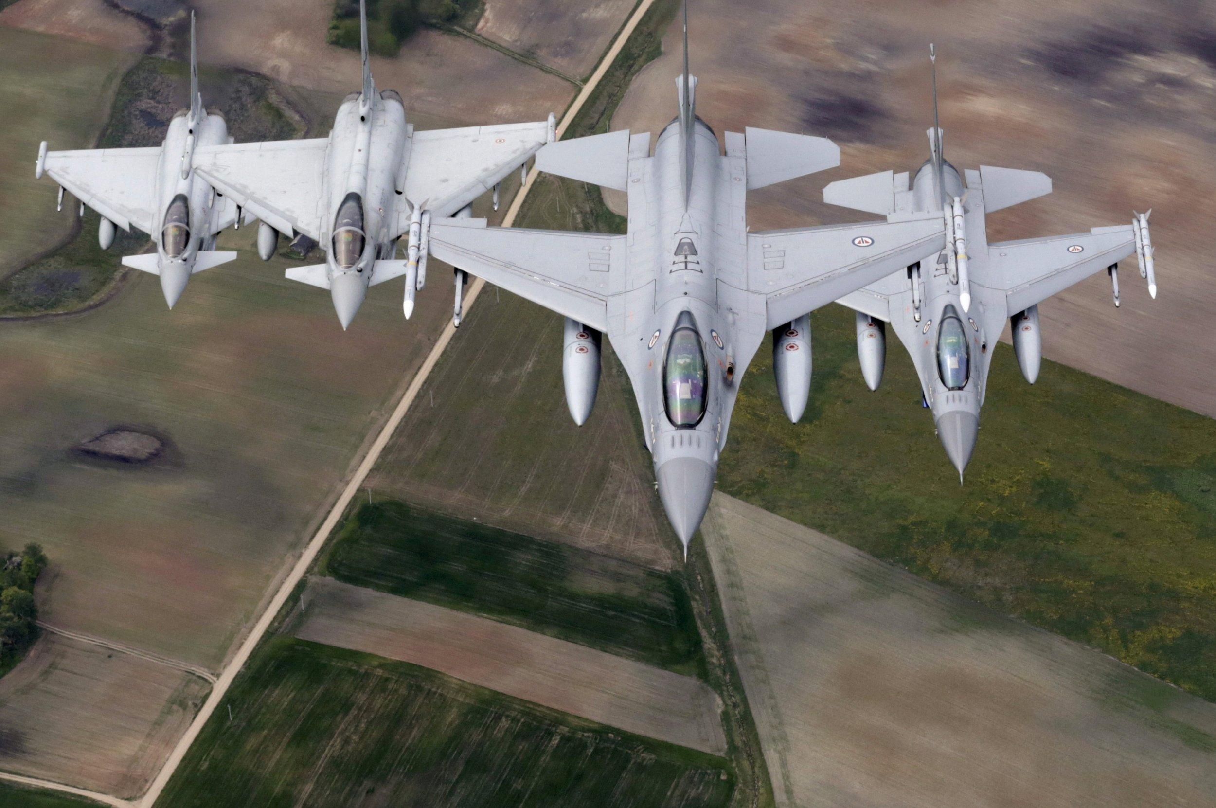 NATO Baltic Air Police