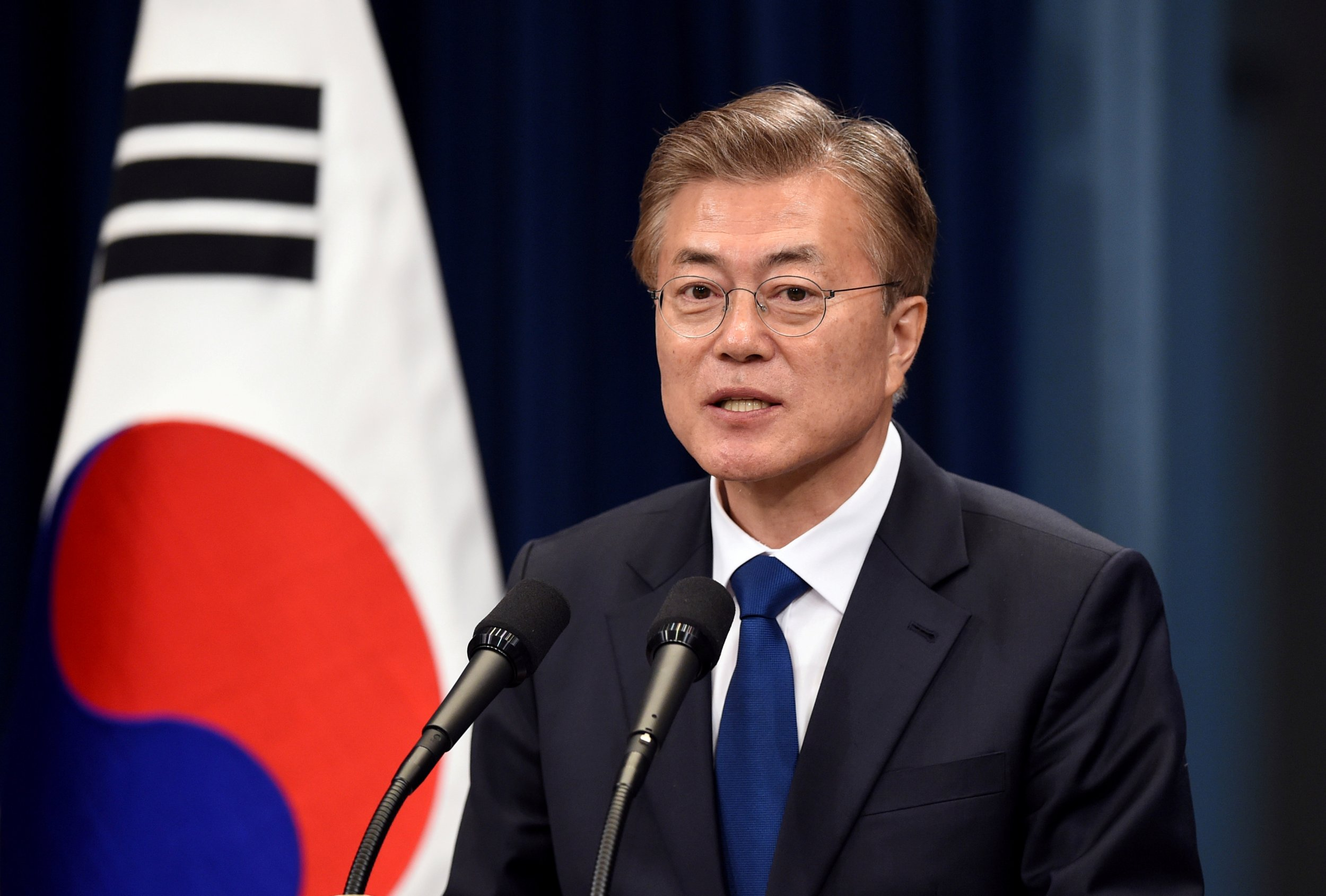 6-20-17 Moon Jae-in