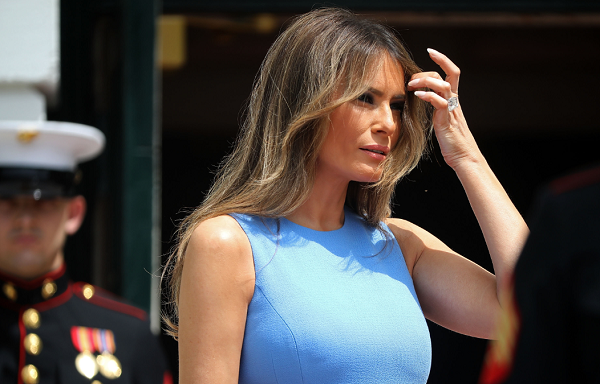 Texas woman plans to get plastic surgery to look like Melania Trump