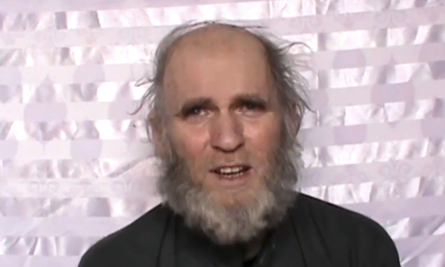 American Taliban hostage Kevin King