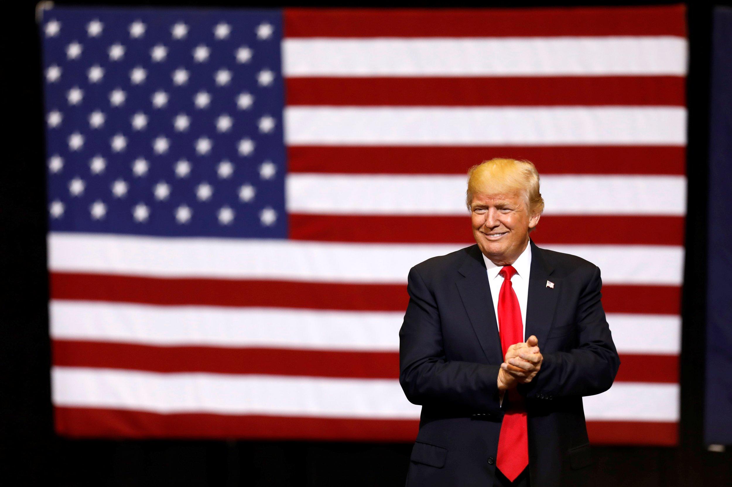 Trump Iowa
