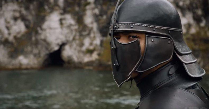 Grey Worm in Game of Thrones Season 7 trailer