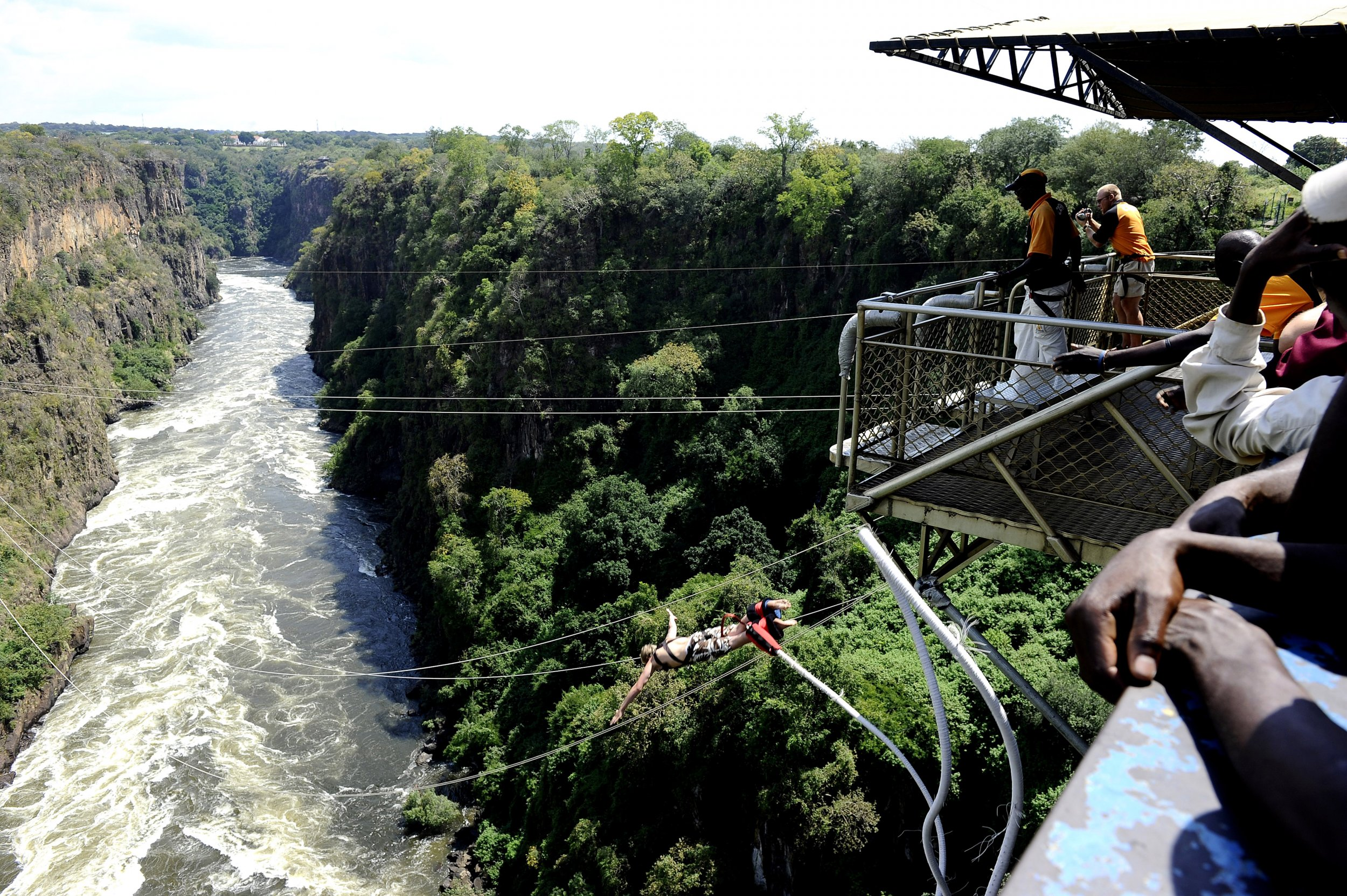 china in africa zimbabwes �disneyland� at victoria falls