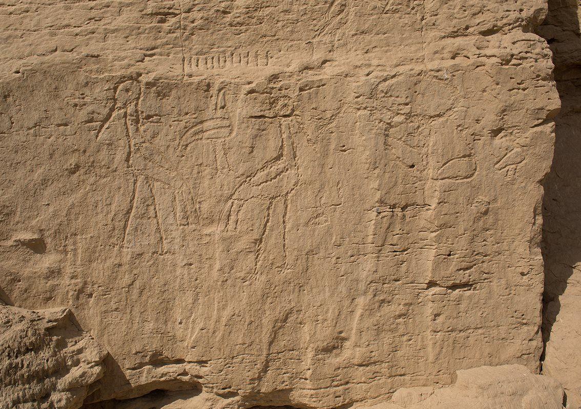 Ancient Egyptian Writing: New Symbols Reveal Development Of