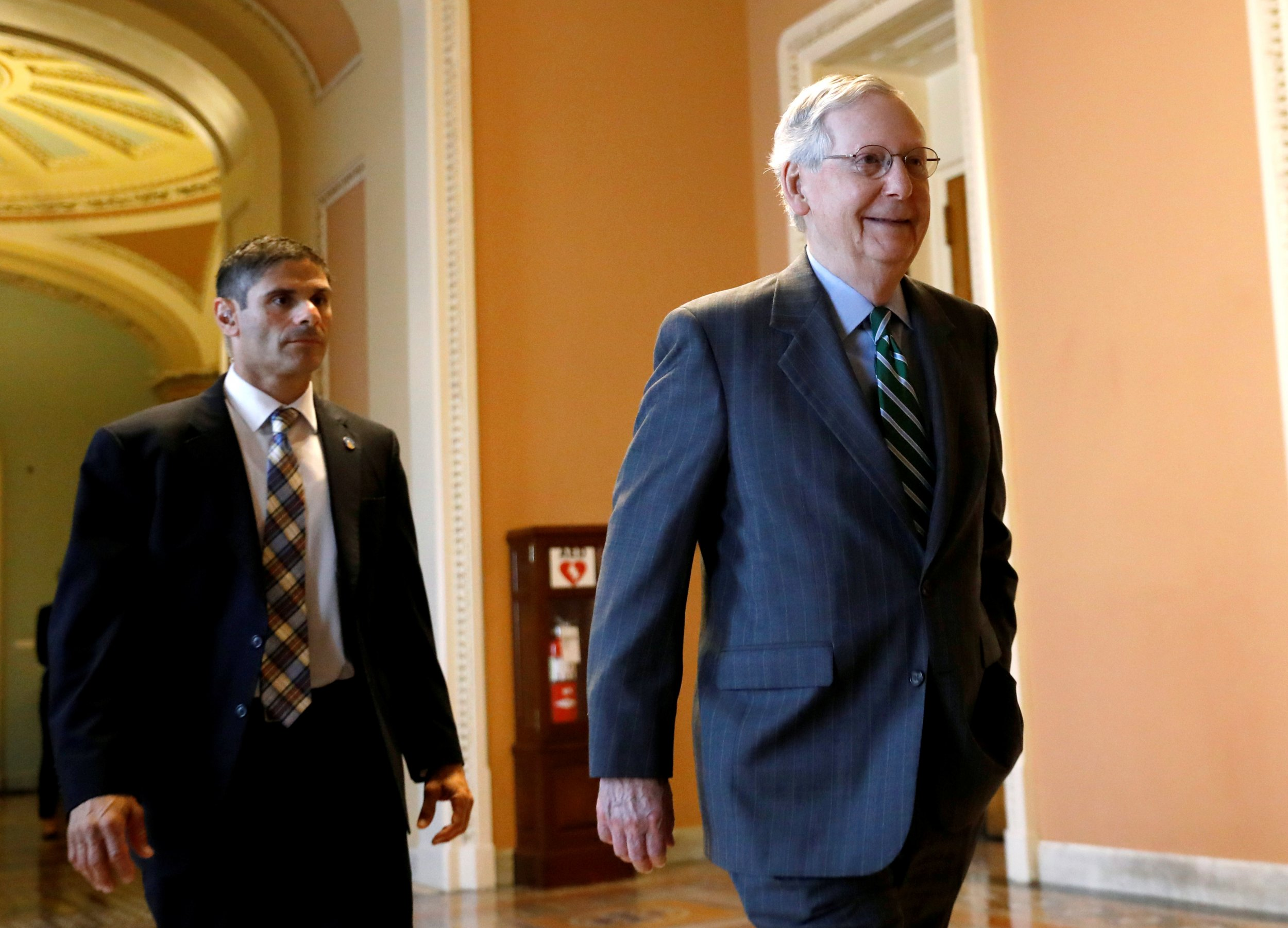 Here are five things to know about the new Senate health care bill