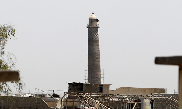 Al-Nuri and other historical landmarks destroyed by ISIS