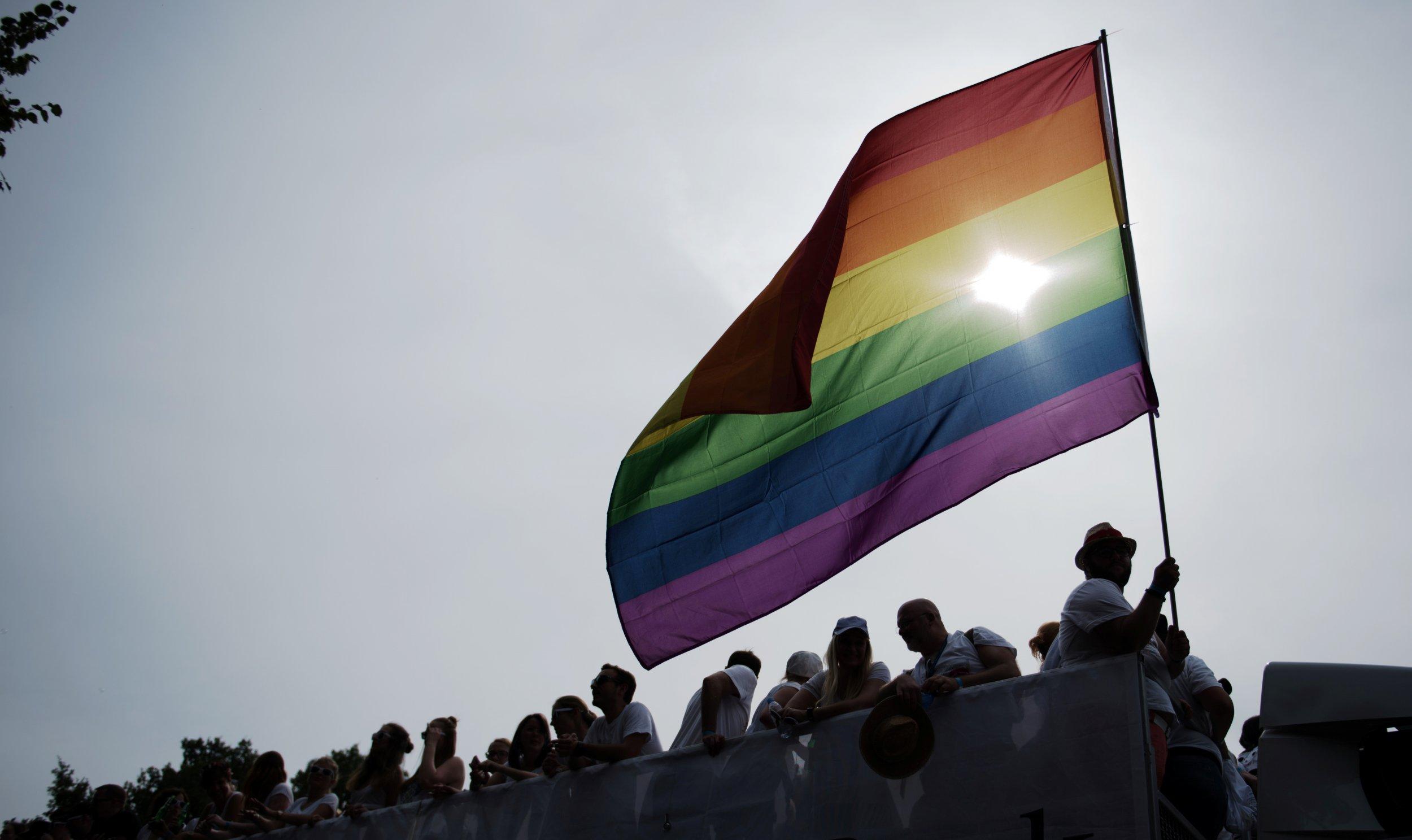 Germany Pride Flag