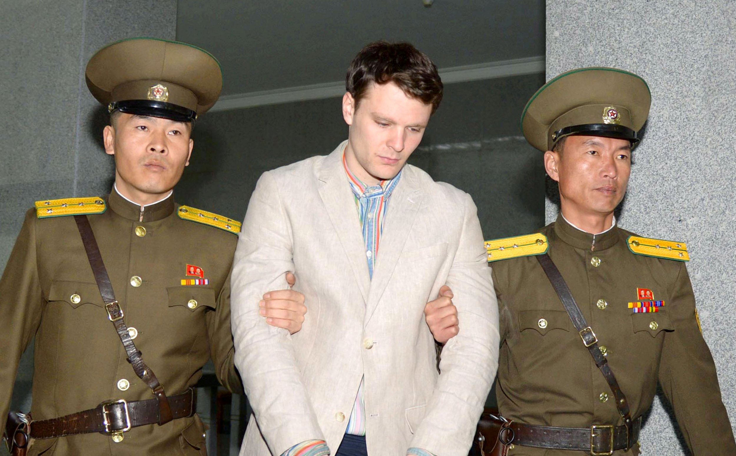 otto warmbier death 39 young white rich and clueless. Black Bedroom Furniture Sets. Home Design Ideas