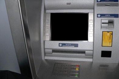 Postomat Windows ATM