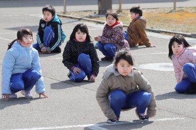 Japan prepare nuclear
