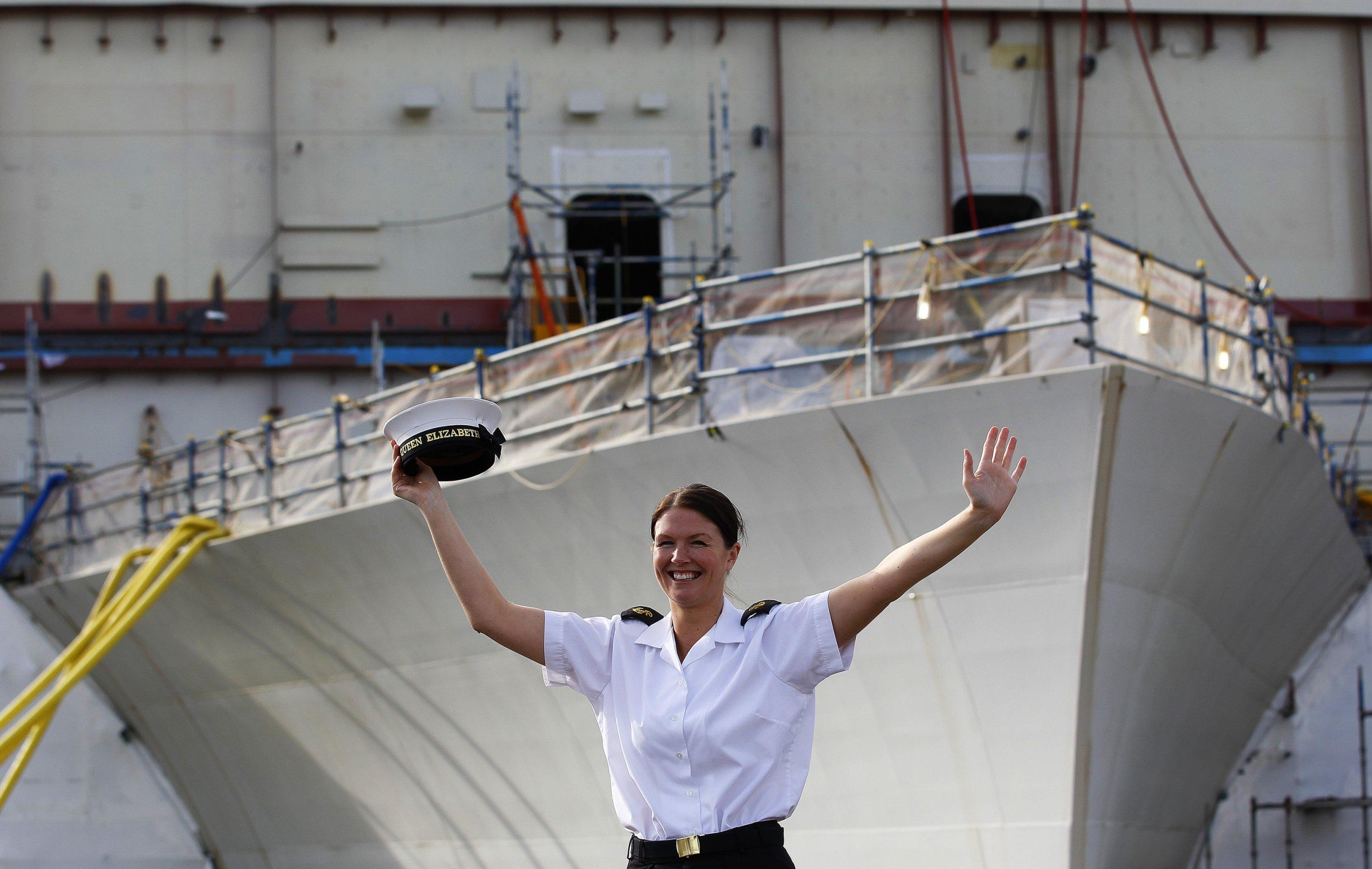 HMS Queen Elizbaeth