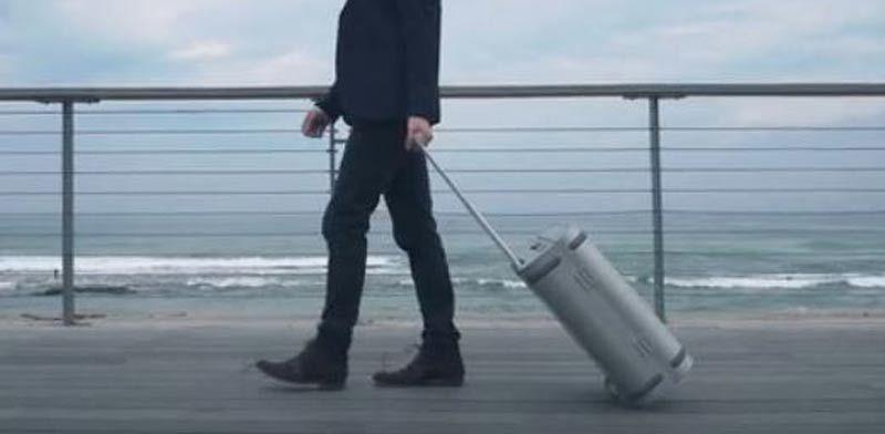 Samsara Suitcase