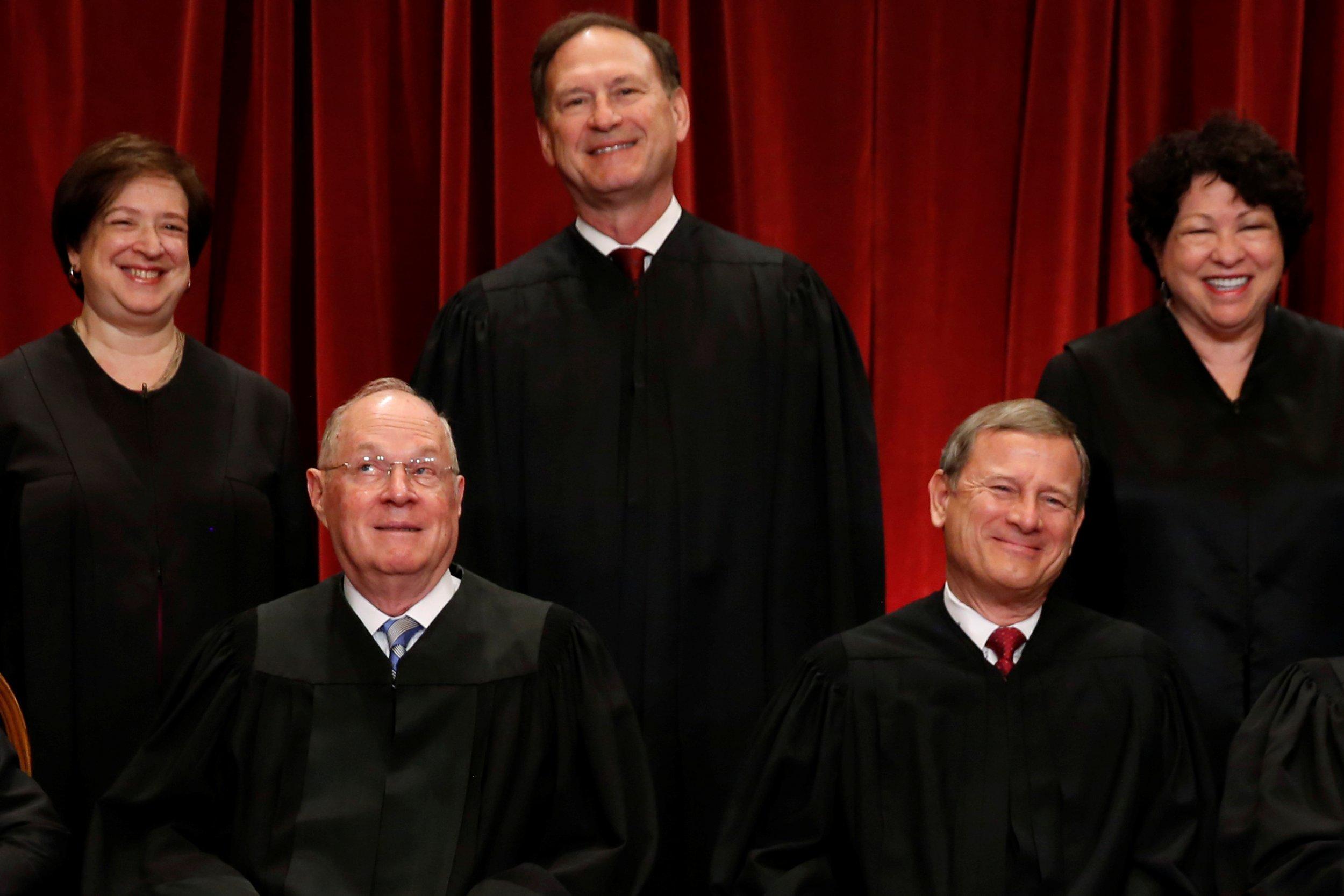 supreme court rumor gay