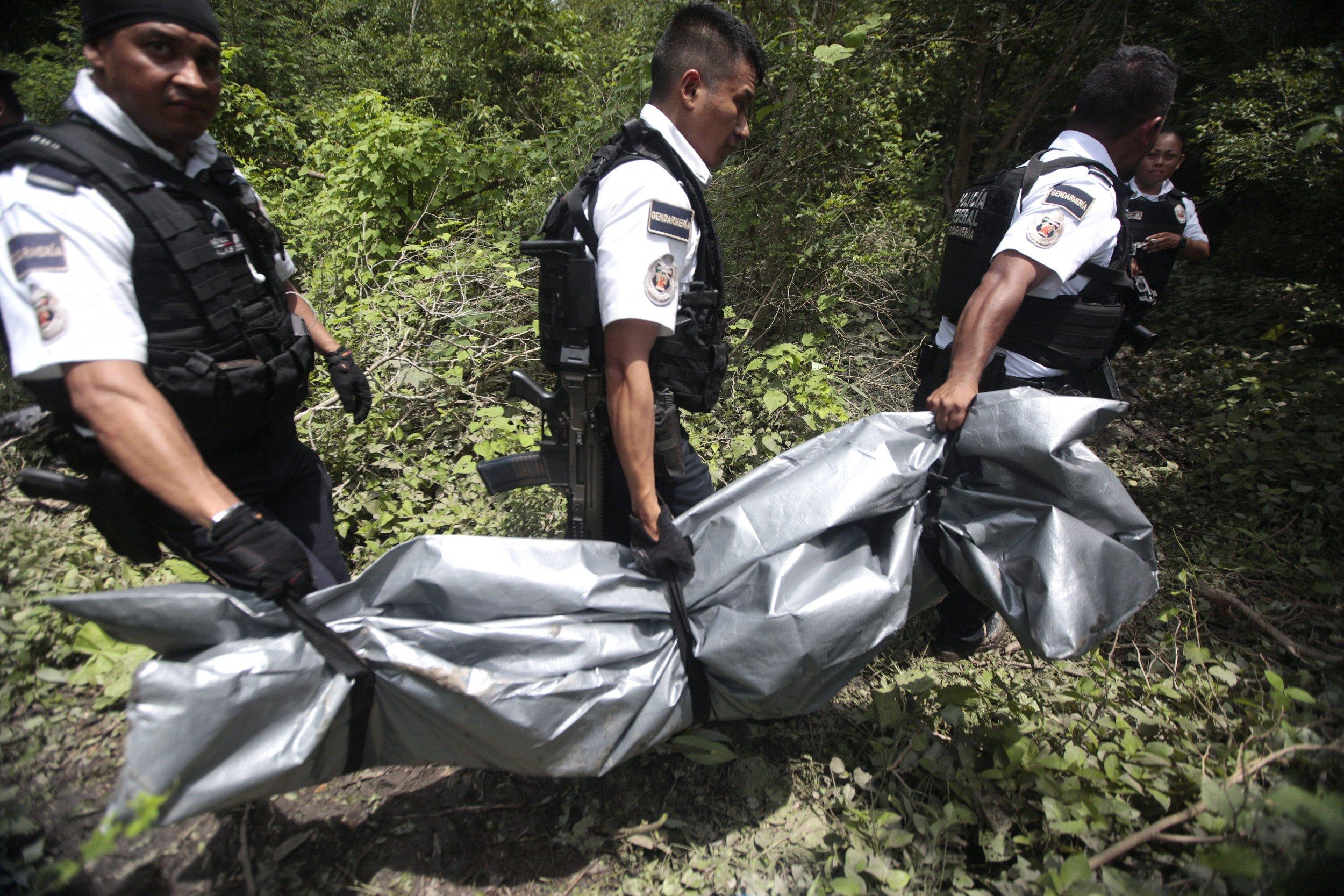 Mexico's Clandestine Graves