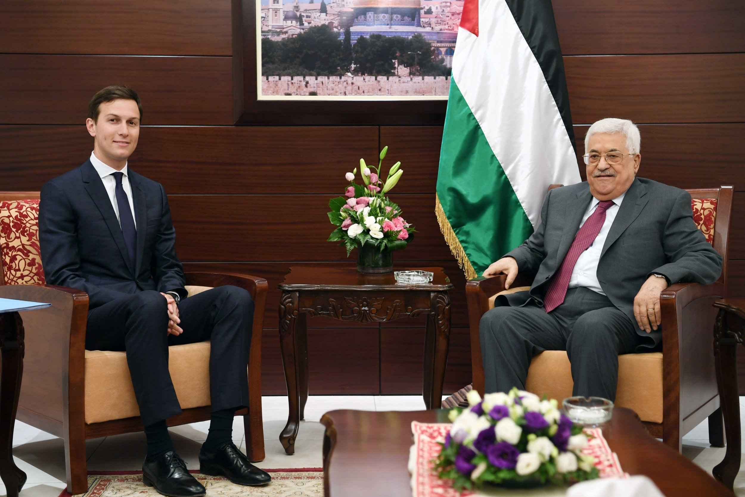 Kushner and Abbas