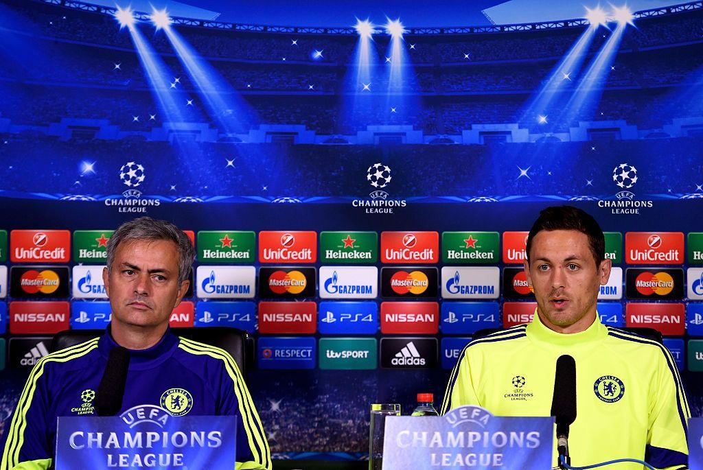 Mourinho and Matic