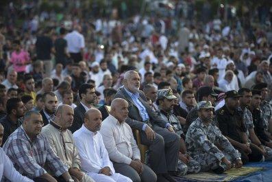 Hamas leader Haniyeh