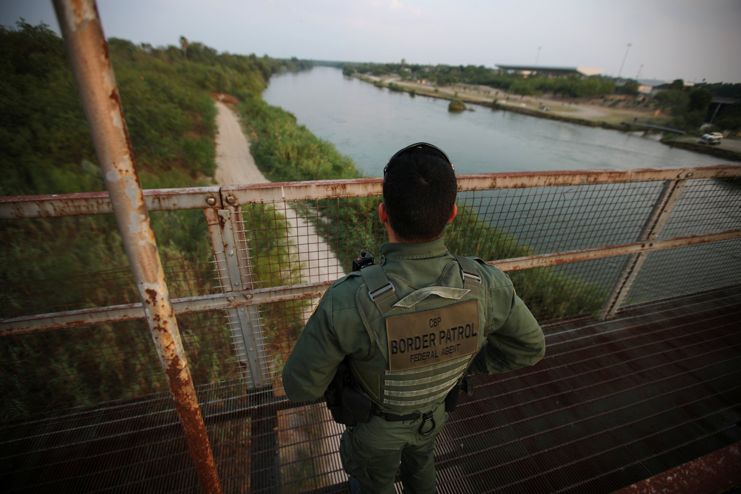 Texas Border Patrol Agent