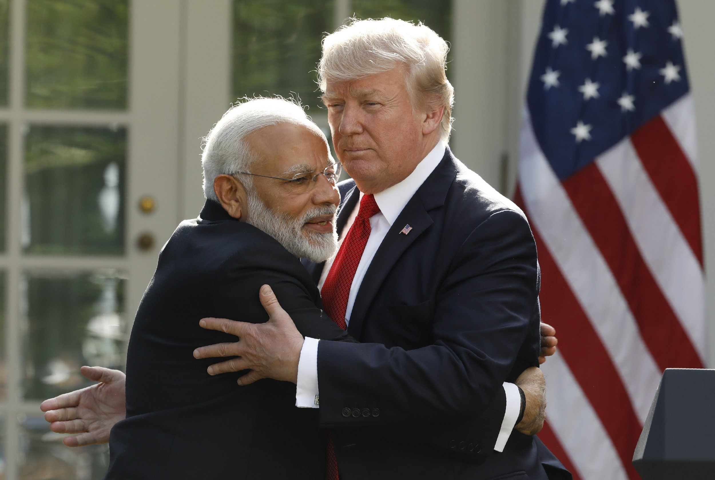 Presents for the President: Modi's Lincoln-Themed Gift Tells Trump ...