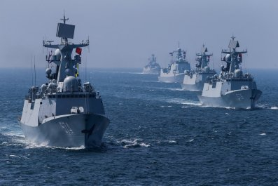 Chinese ships